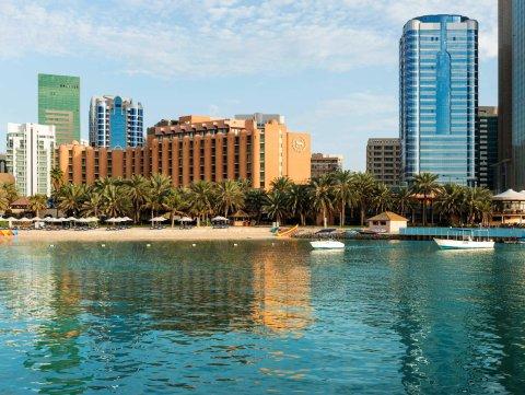 喜来登阿布扎比度假酒店(Sheraton Abu Dhabi Hotel & Resort)