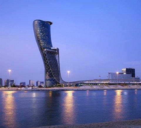 阿布扎比首都门安达仕酒店 - 凯悦旗下酒店(Andaz Capital Gate Abu Dhabi – a Concept by Hyatt)