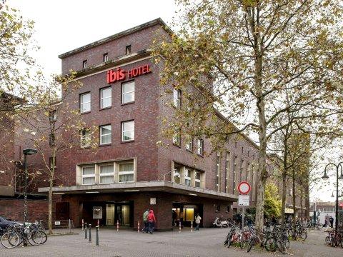 杜塞尔多夫中心车站宜必思酒店(Ibis Hotel Düsseldorf Hauptbahnhof)