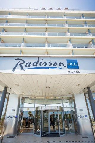 丽笙尼斯酒店(Radisson Blu Hotel, Nice)
