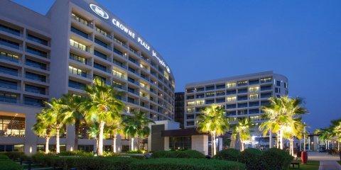 阿布扎比亚斯岛皇冠假日酒店(Crowne Plaza Abu Dhabi Yas Island)