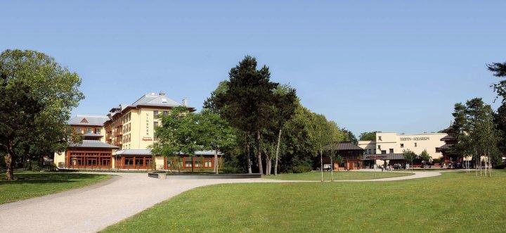 哈根贝克林德纳公园酒店(Lindner Park-Hotel Hagenbeck)