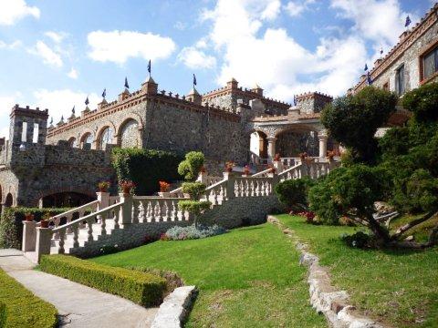 卡斯提罗桑塔赛斯利亚酒店(Hotel Castillo de Santa Cecilia)