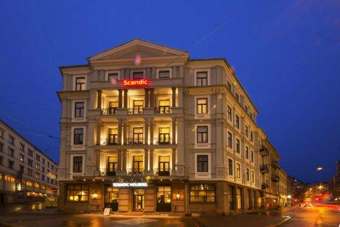 奥斯陆霍尔伯格斯堪迪克酒店(Scandic Holberg Oslo)