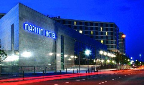 玛丽蒂姆杜塞尔多夫酒店(Maritim Hotel Dusseldorf)