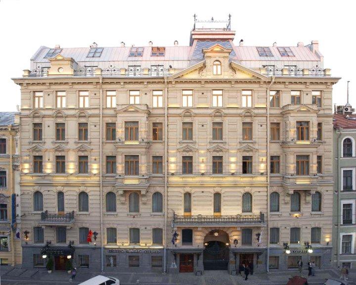 圣彼得堡佩德罗皇宫酒店(Petro Palace Hotel St.Peterburg)