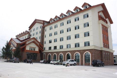 长白山一山一蓝生态主题酒店