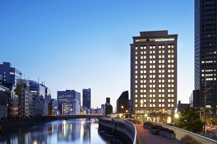 三井花园饭店—大阪普米尔(Mitsui Garden Hotel Osaka Premier)