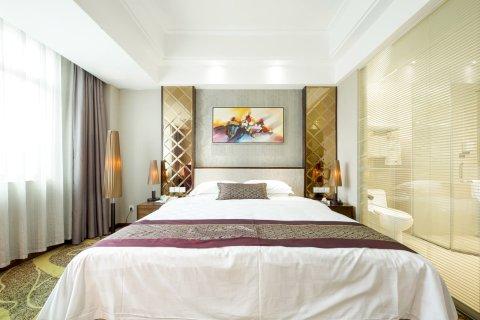 龙岩财富精品酒店