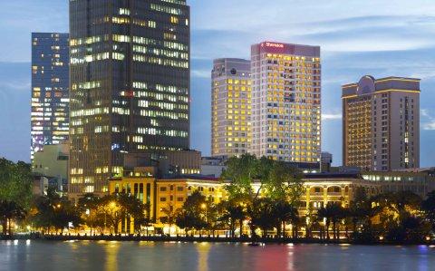 西贡喜来登酒店(Sheraton Saigon Hotel & Towers)