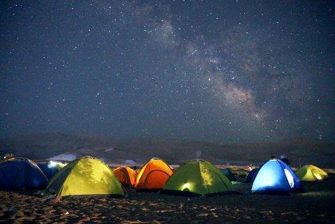 敦煌MO漠国际沙漠露营基地
