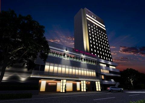 全日空皇冠熊本新天空假日酒店(ANA Crowne Plaza Kumamoto New Sky)