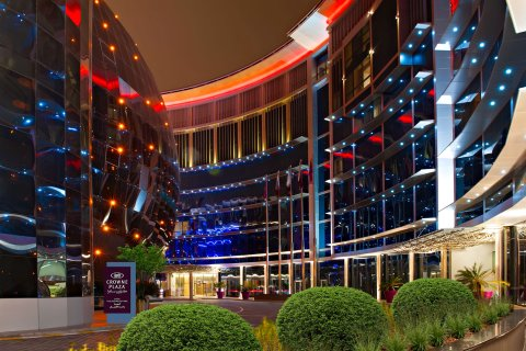 多哈皇冠假日酒店 - 商业公园(Crowne Plaza Doha - the Business Park, an Ihg Hotel)