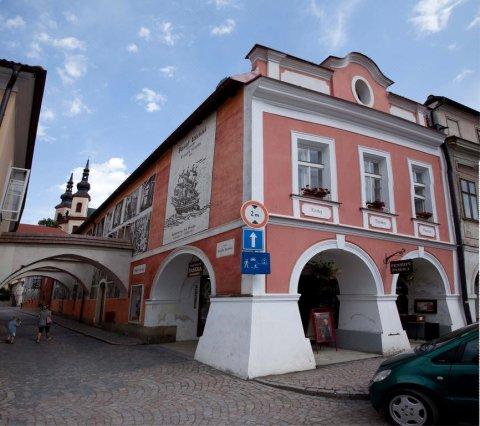 帕赛卡旅馆(Pension Paseka)