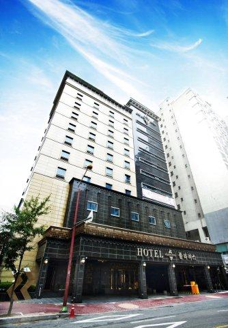 富川Polaris酒店(Polaris Hotel Bucheon)