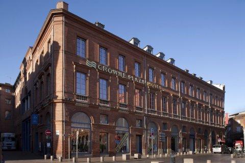 图卢兹皇冠假日酒店(Crowne Plaza Toulouse)