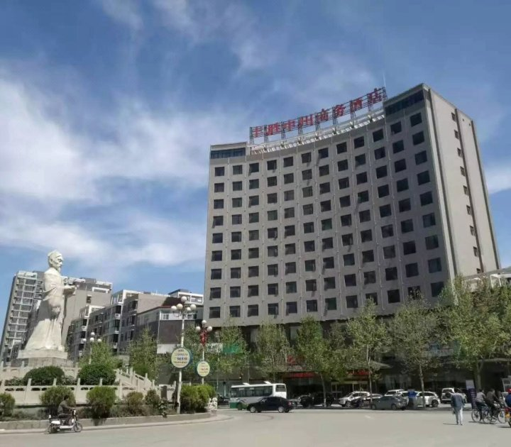 辉县丰胜中州商务酒店