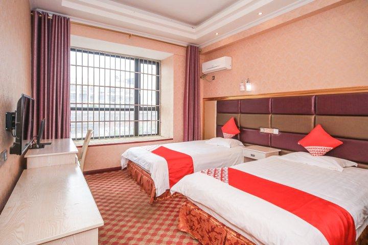 安岳名城大酒店