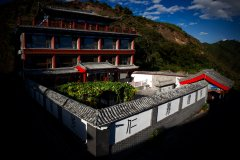 北京琉璃山水民俗餐厅