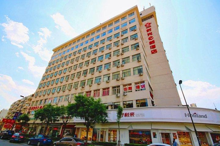 时光e栈酒店(天津下瓦房地铁站店)
