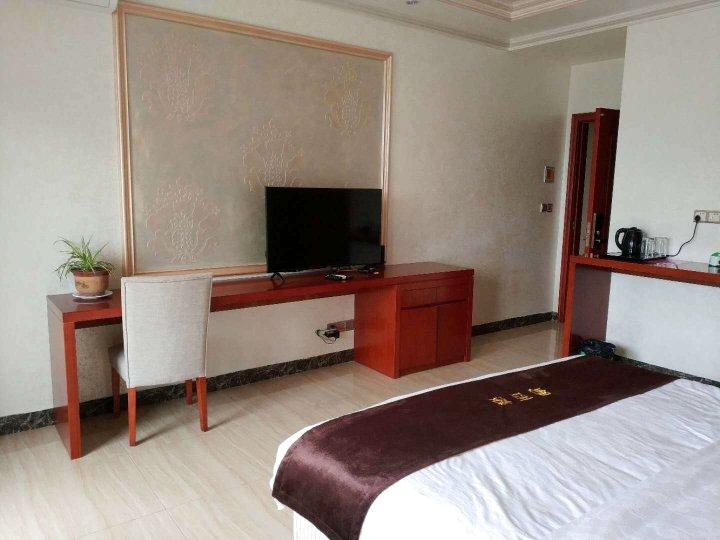 蒲江蜀西楼商务酒店