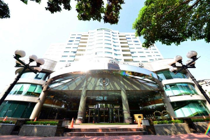 台中长荣桂冠酒店(Evergreen Laurel Hotel (Taichung))