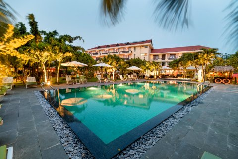 会安富田精品度假酒店(Phu Thinh Boutique Resort & Spa Hoi An)