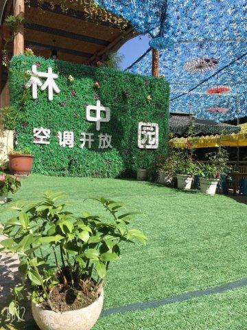都江堰虹口林中园