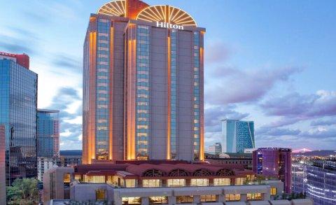 希尔顿马斯拉克酒店(Hilton Istanbul Maslak)