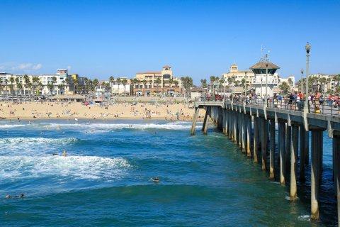 长滩机场假日酒店(Holiday Inn Long Beach - Airport)