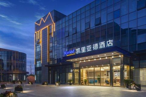 凯里亚德酒店(上海国际旅游度假区浦东机场店)