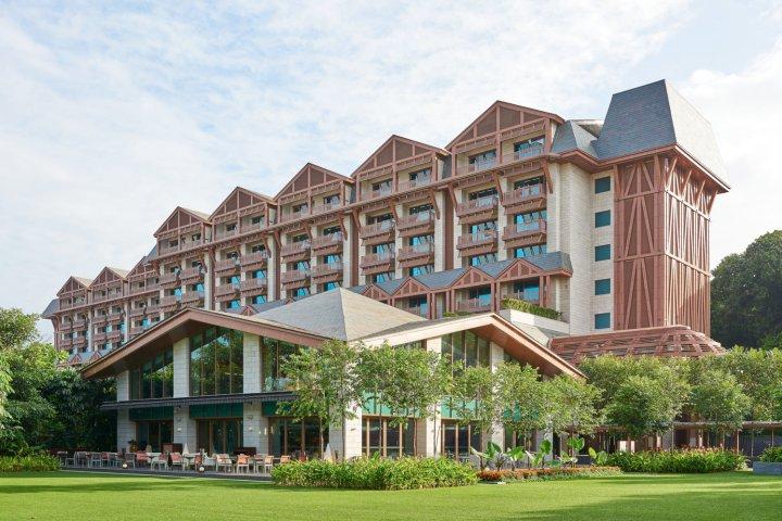 新加坡圣淘沙名胜世界逸濠酒店(Staycation Approved)(Resorts World Sentosa - Equarius Hotel Singapore (Staycation Approved))
