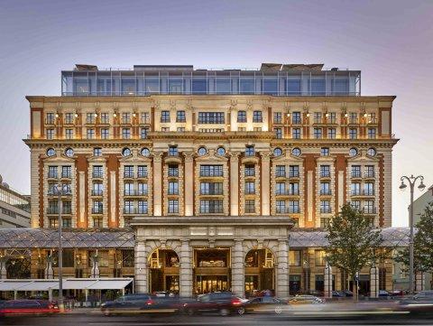 莫斯科丽思卡尔顿酒店(The Ritz-Carlton, Moscow)