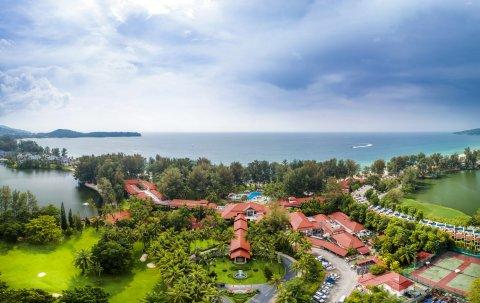 普吉岛乐谷浪都喜天丽酒店(Dusit Thani Laguna Phuket)