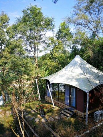 崇州最爱游缘道院子度假营地