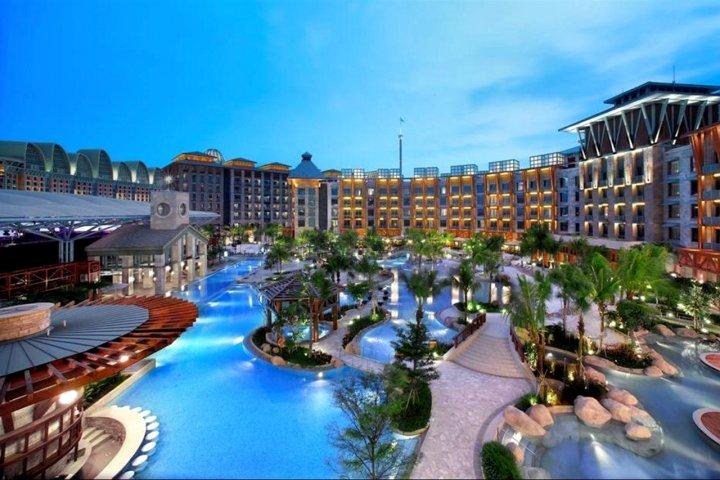 圣淘沙名胜世界硬石酒店(SG Clean)(Resorts World Sentosa - Hard Rock Hotel (SG Clean))