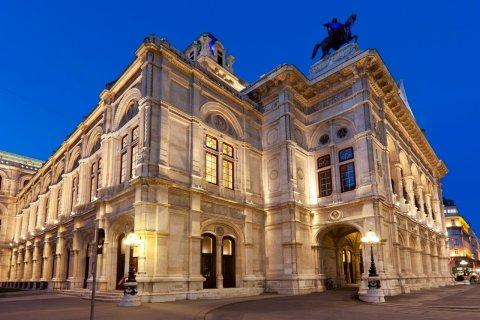 维也纳歌剧套房酒店(Opera Suites Vienna)