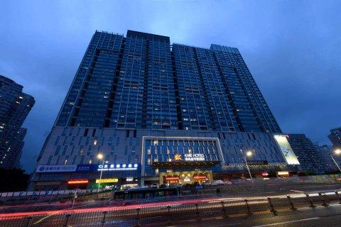 佳兆业布吉可域酒店(深圳东站店)