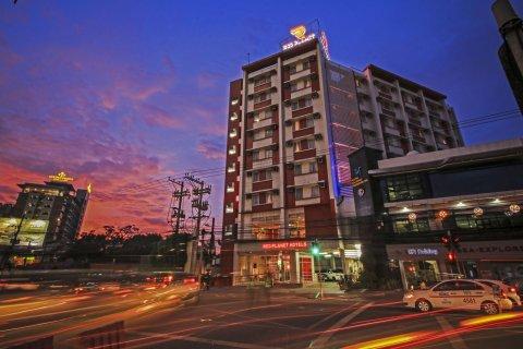 宿务岛红色星球酒店(Red Planet Cebu)