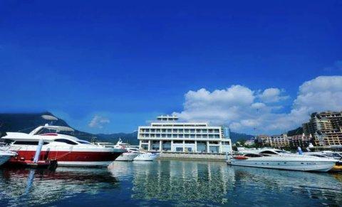 深圳大梅沙湾游艇度假酒店