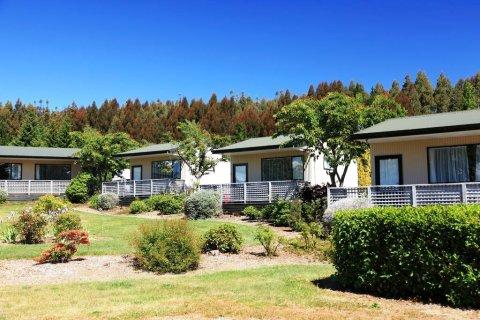 蒂阿诺湖景度假汽车旅馆(Te Anau Lakeview Kiwi Holiday Park & Motels)