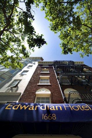 爱德华七世酒店(Edwardian Hotel)