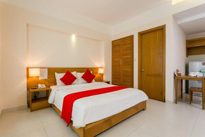 西贡伊甸园酒店(Eden Park Saigon Hotel)