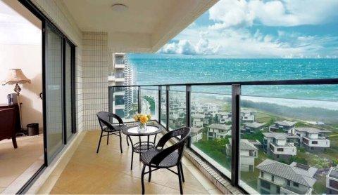 优品海岸度假公寓(海陵岛保利银滩店)