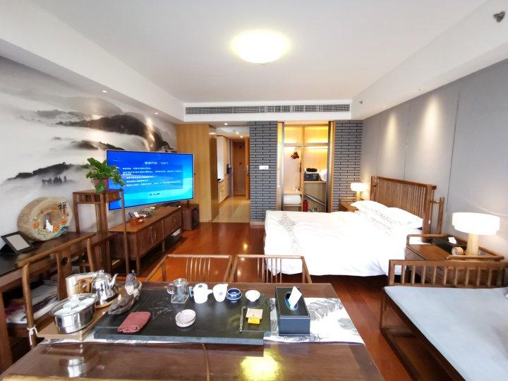 逸轩印象私家会所级酒店式公寓(天津于家堡高铁宝龙店)