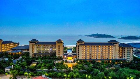 舟山绿城直营朱家尖东沙度假酒店