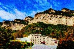 灵石养生山庄