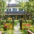 杭州西溪十里芳菲度假村落