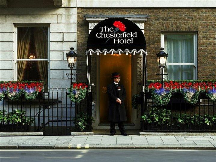 红色康乃馨切斯特菲尔德梅菲尔酒店(The Chesterfield Mayfair)