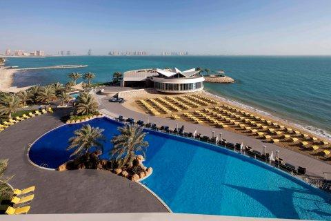 多哈希尔顿酒店(Hilton Doha)